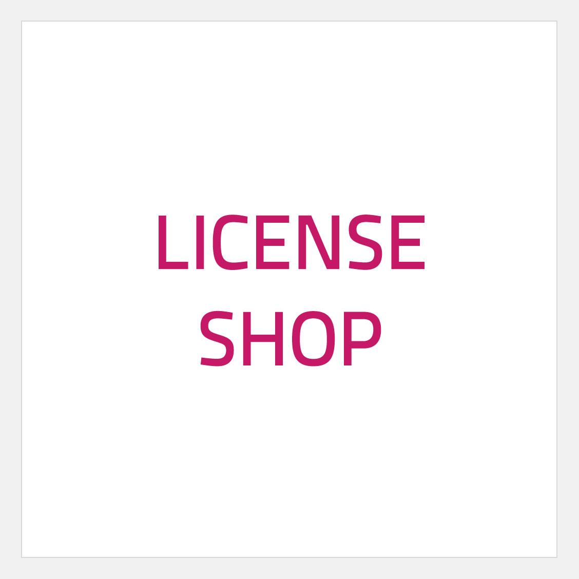 License shop