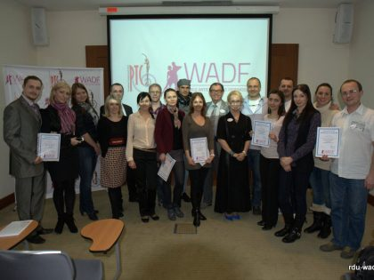 Adjudicator Seminar Moscow 14th March 2014